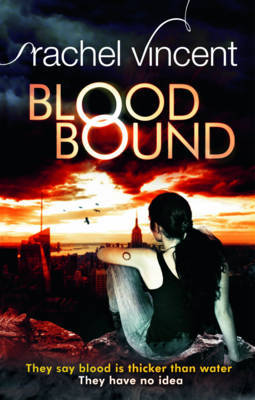 Blood Bound (Unbound, #1)
