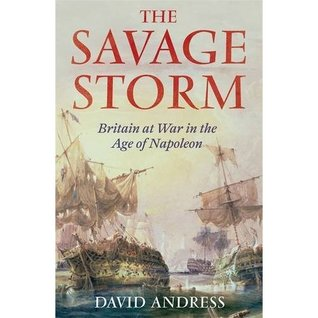 The Savage Storm by David Andress