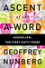 Ascent of the A-Word by Geoffrey Nunberg
