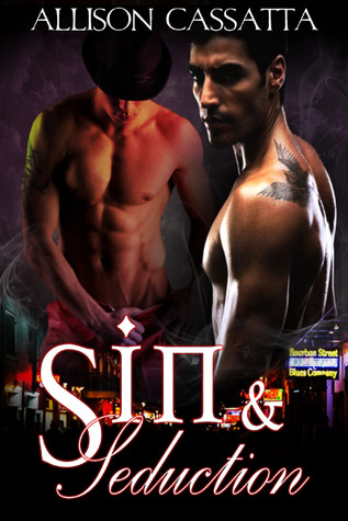 Sin & Seduction by Allison Cassatta