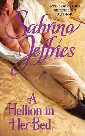 A Hellion in Her Bed (Hellions of Halstead Hall, #2)