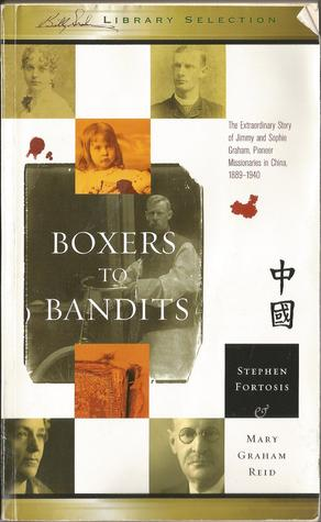 Boxers to Bandits by Stephen Fortosis