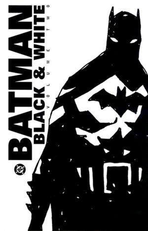 Batman Black and White, Vol. 2 by Mark Chiarello