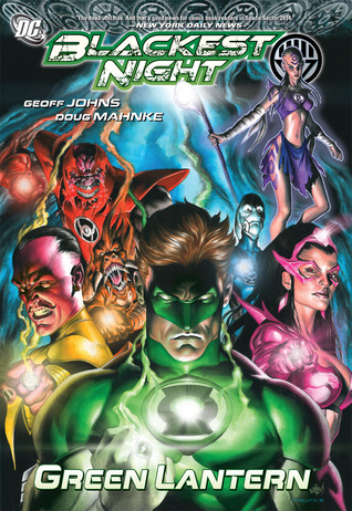 Green Lantern, Vol. 9 by Geoff Johns