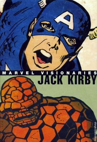 Marvel Visionaries by Jack Kirby