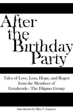 After the Birthday Party by Goodreads - The Filipino Group