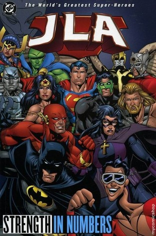JLA, Vol. 4 by Grant Morrison