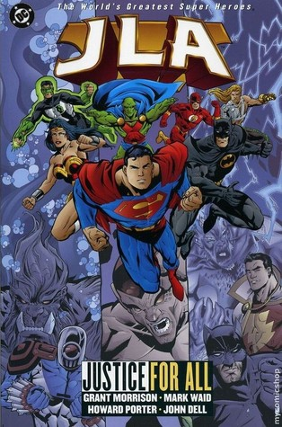 JLA, Vol. 5 by Grant Morrison