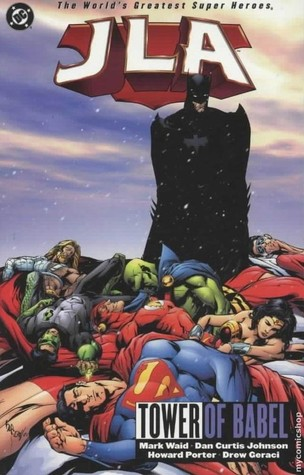 JLA, Vol. 7 by Mark Waid
