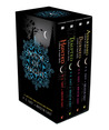 Hunted / Tempted / Burned / Awakened (House of Night, #5-8)