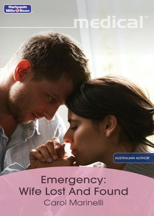 Emergency by Carol Marinelli