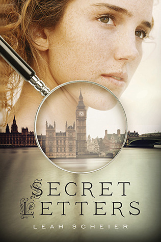 Secret Letters by Leah Scheier