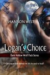 Logan's Choice (Dark Hollow Wolf Pack, #3)