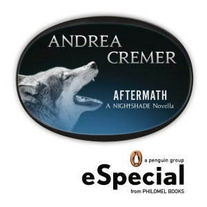 Aftermath by Andrea Cremer