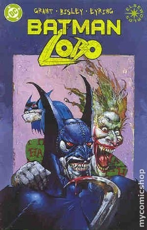 Batman/Lobo by Alan Grant