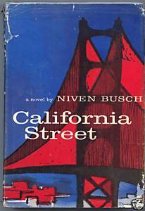 California Street by Niven Busch