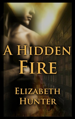 A Hidden Fire by Elizabeth   Hunter