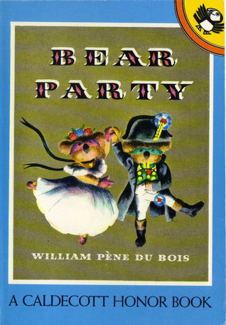 Bear Party by William Pène du Bois
