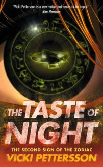 The Taste of Night by Vicki Pettersson