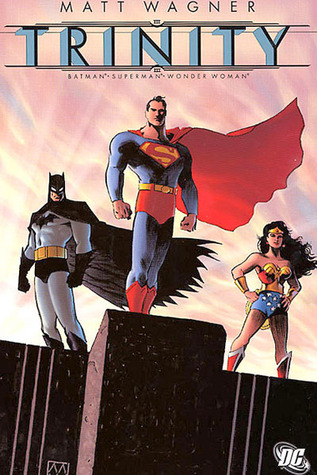 Batman/Superman/Wonder Woman by Matt Wagner