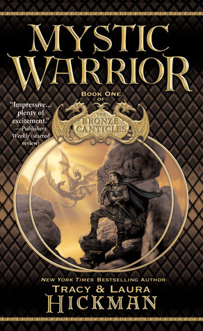 Mystic Warrior by Tracy Hickman