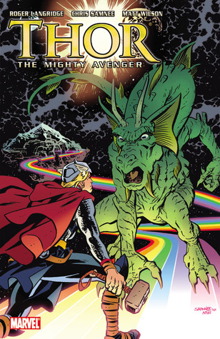 Thor The Mighty Avenger by Roger Langridge