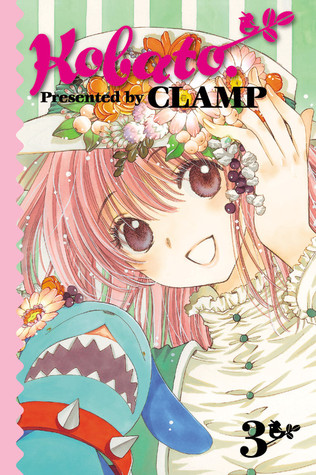 Kobato, Vol. 03 by CLAMP