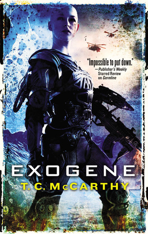 Exogene (The Subterrene War, #2)