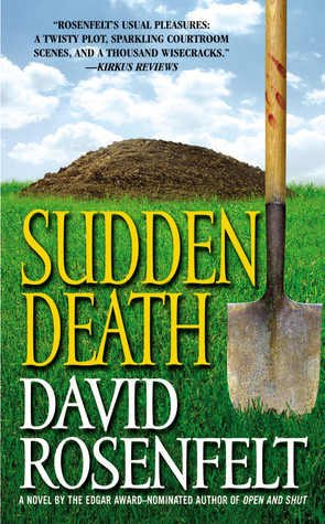 Sudden Death (Andy Carpenter Series, #4)