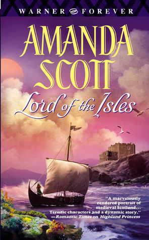 Lord of the Isles by Amanda Scott