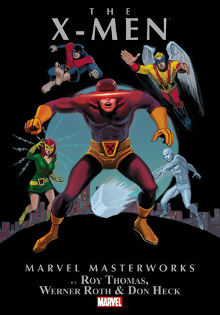 Marvel Masterworks: The X-Men - Volume 4