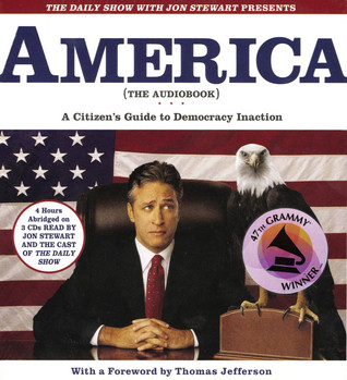 America (The Book) by Jon Stewart