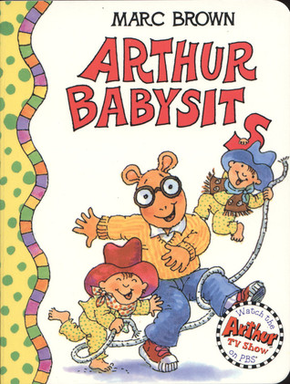 Arthur Babysits (Arthur Adventure Series)
