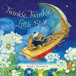 Twinkle, Twinkle, Little Star by Jerry Pinkney