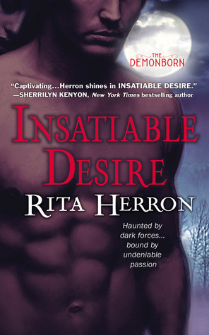 Insatiable Desire by Rita Herron