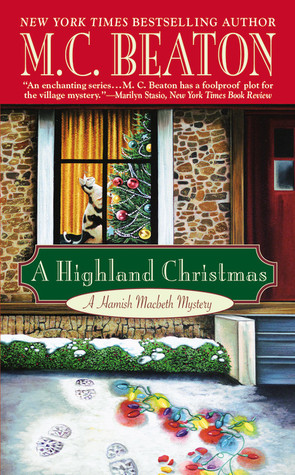 A Highland Christmas by M.C. Beaton