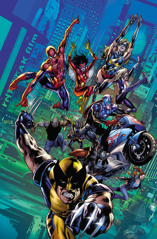 The New Avengers Hardcover Collection Vol. 7 (The Avengers)