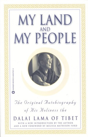My Land and My People by Dalai Lama XIV