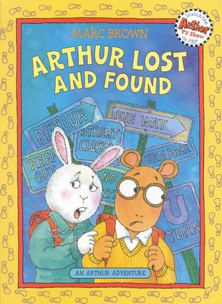 Arthur Lost and Found (Arthur Adventure Series)