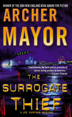The Surrogate Thief  (Joe Gunther #15)