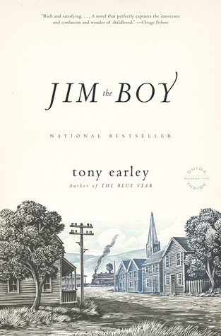 Jim the Boy by Tony Earley