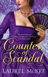 Countess of Scandal (The Daughters of Erin, #1)