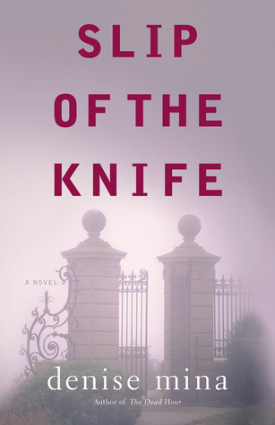 Slip of the Knife (Paddy Meehan Book 3) - Denise Mina