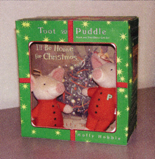 Toot & Puddle: I'll Be Home for Christmas Gift Set
