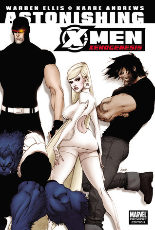 Astonishing X-Men by Warren Ellis