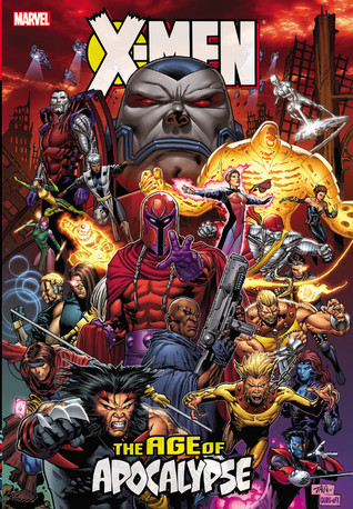 X-Men by Scott Lobdell