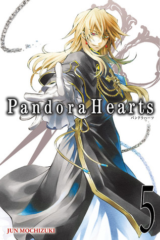 PandoraHearts, Vol. 5 by Jun Mochizuki