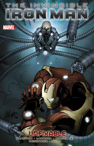 The Invincible Iron Man, Vol. 8: Unfixable