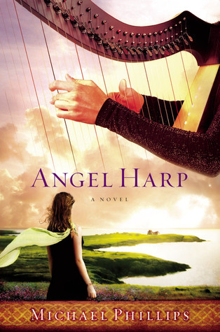 Angel Harp by Michael             Phillips