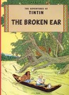 The Broken Ear by Hergé